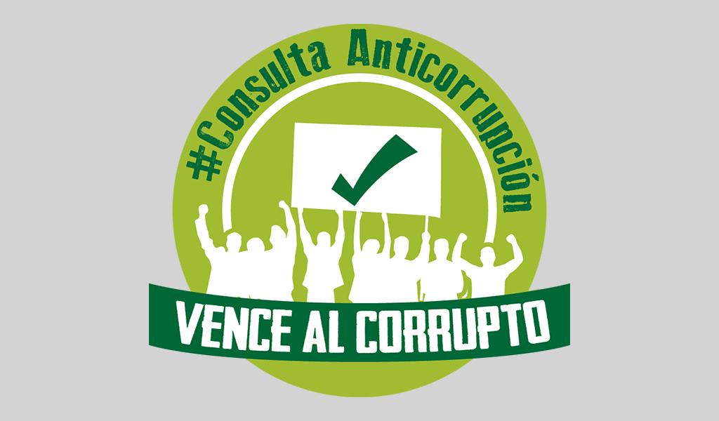 Demandan primera pregunta de la Consulta Anticorrupción