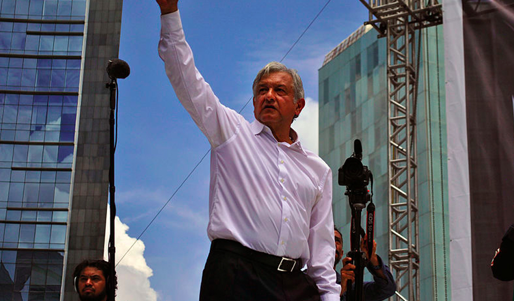López Obrador Elecciones México