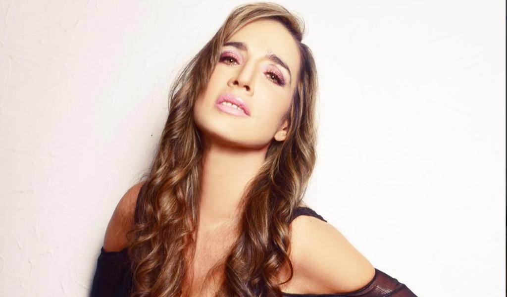 Luly Bossa sorprende con sensual fotografía