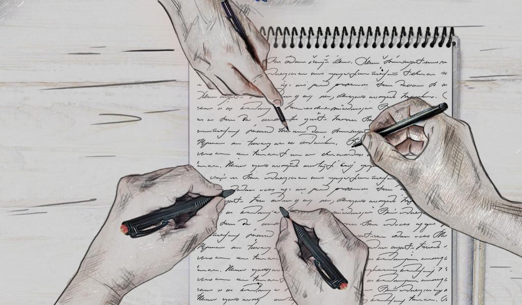 Cuento Colectivo: un relato a varias manos