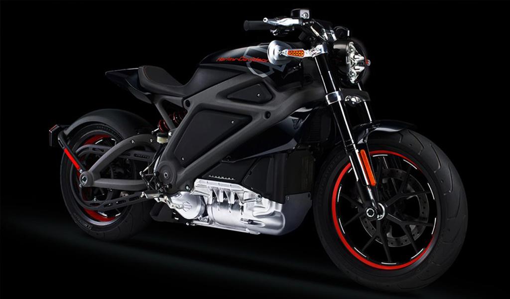 Harley Davidson le apuesta a las motos eléctricas