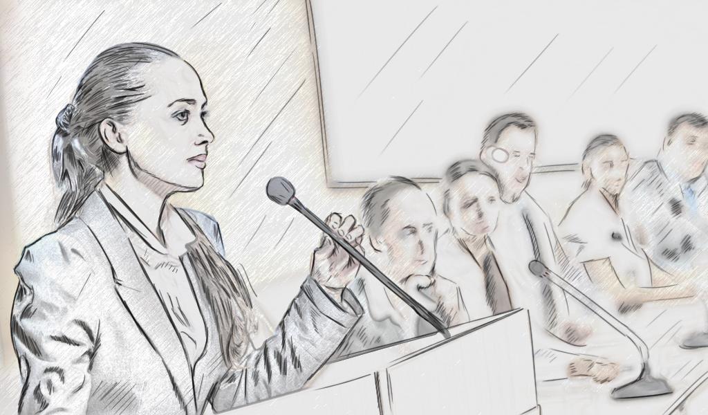 Las mujeres más influyentes en la política colombiana