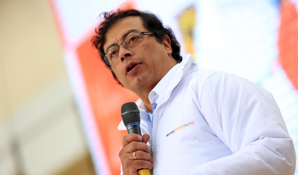 Gustavo Petro Consulta Anticorrupción