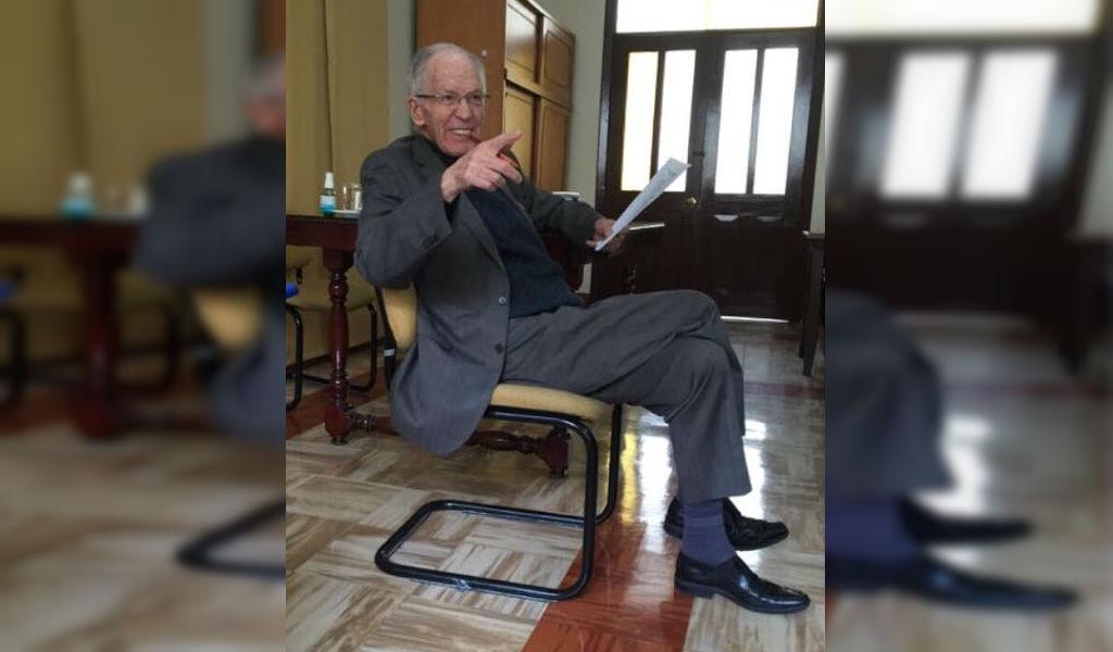 El padre Alfonso Llano Escobar y el poder de la oración