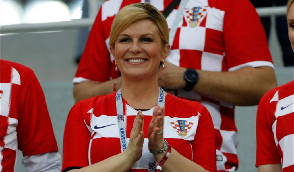 Kolinda Grabar, la presidente de Croacia