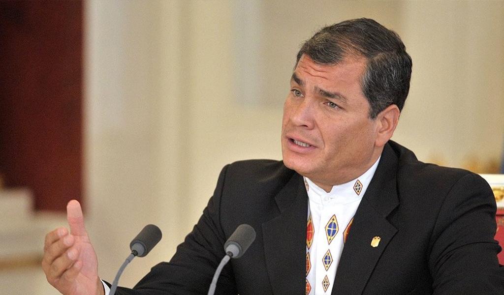 Rafael Correa enfrenta proceso penal por secuestro