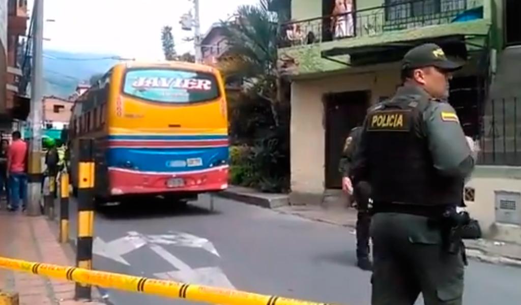 Paro de buses en Medellín afecta a 30.000 personas