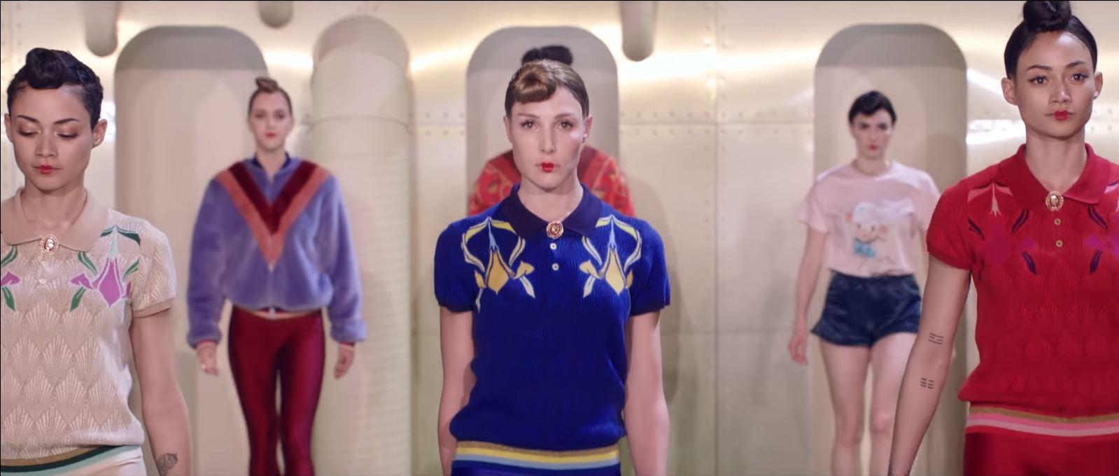 Mosaert, la marca audiovisual y de ropa del belga Stromae