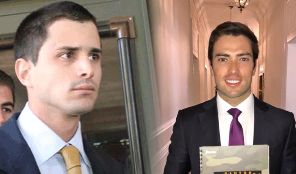 Nuevo round entre los hijos de Santos y Uribe