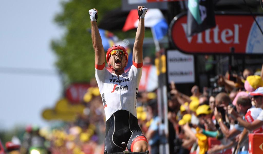 John Degenkolb ganador de la etapa 9 en el Tour