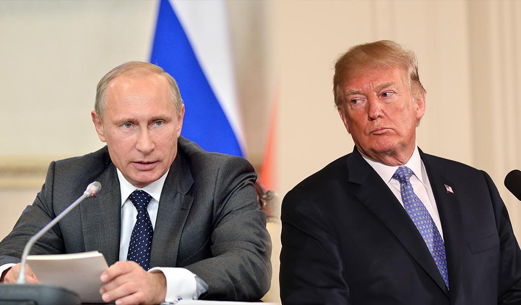 Detalles de la reunión entre Trump y Putin