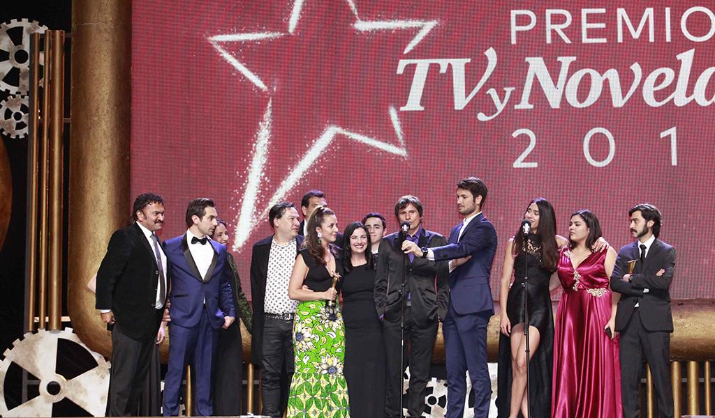 Lista completa nominados Premios TVyNovelas