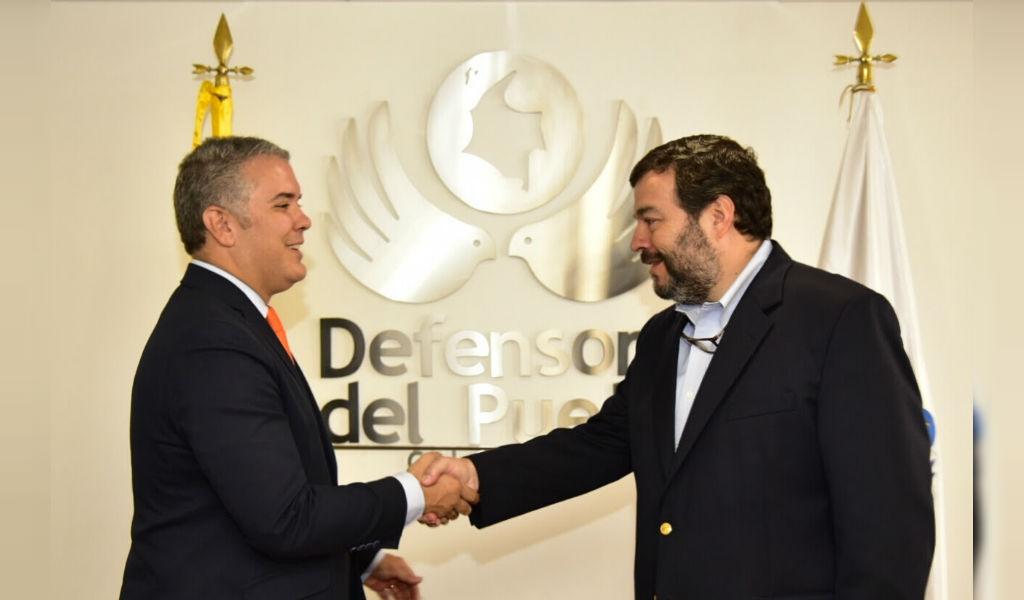 Iván Duque espera construir diálogo social en su gobierno