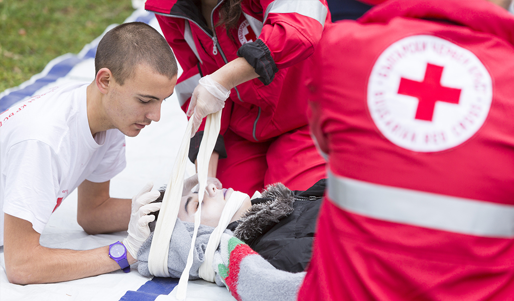 La Cruz Roja abre convocatoria para voluntariado