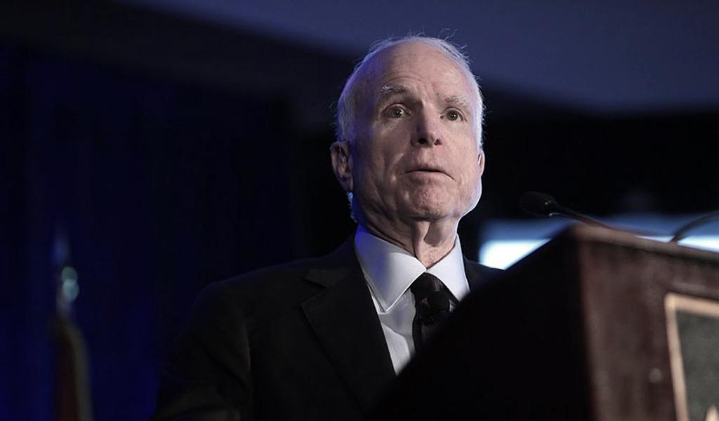 Muere el senador estadounidense John McCain