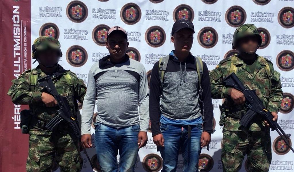 Capturan cabecilla del frente 36 de las Farc en Antioquia