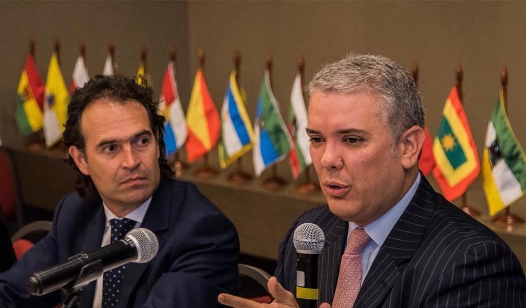 Metrocable el Picacho recibe apoyo de presidente Duque