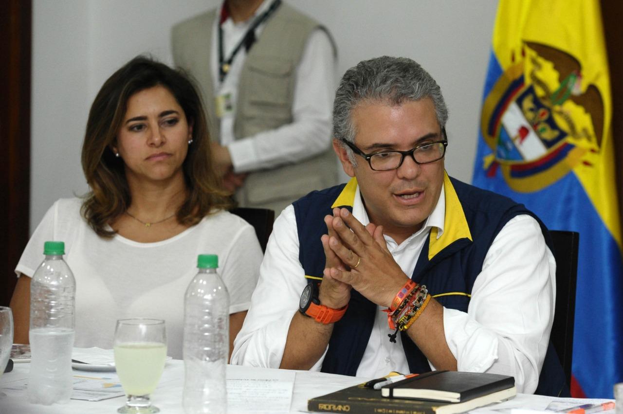 """""""Traeré el turismo a Putumayo"""", prometió Duque"""