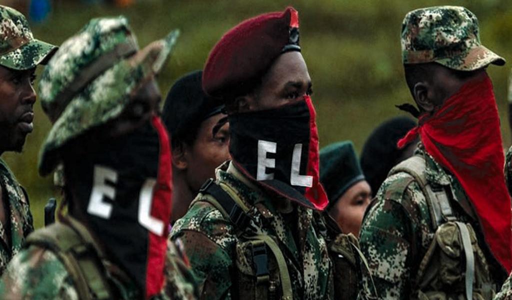 Interpol emite orden de captura contra cabecillas del ELN
