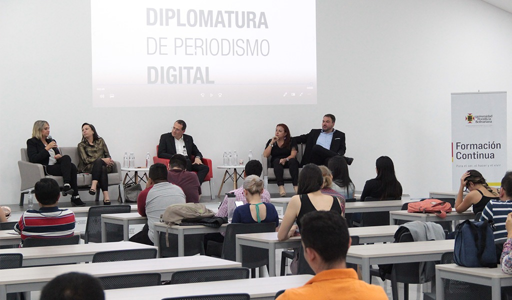 KienyKe y UPB lanzaron diplomatura en periodismo digital