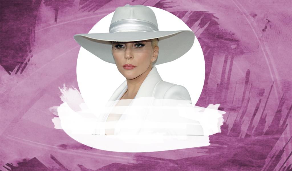 Las perturbadoras fotos de Lady Gaga