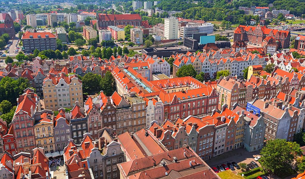 Gdansk, la ciudad que sobrevivió a la guerra