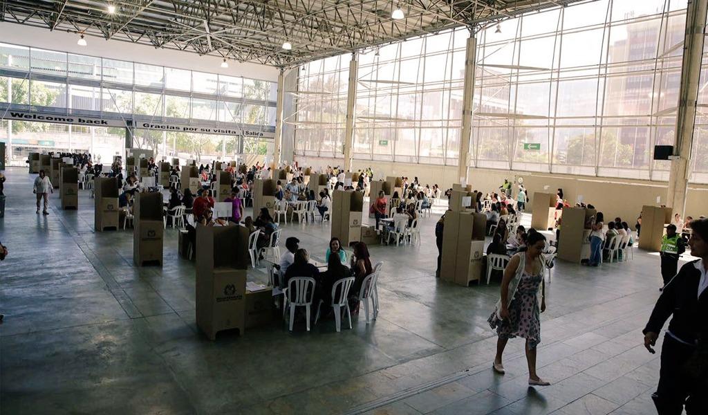 Trasladan puesto de votación más grande de Medellín