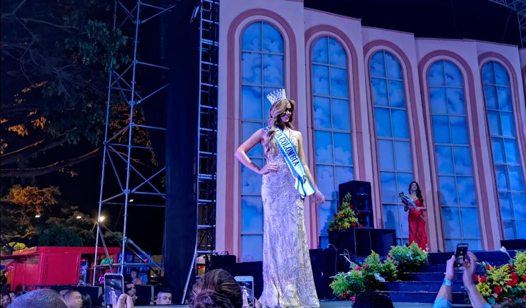 Bolívar se corona como nueva Miss Maja Colombia