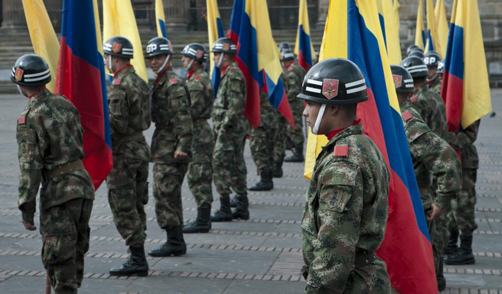Asesinados dos soldados en Chaparral, Tolima