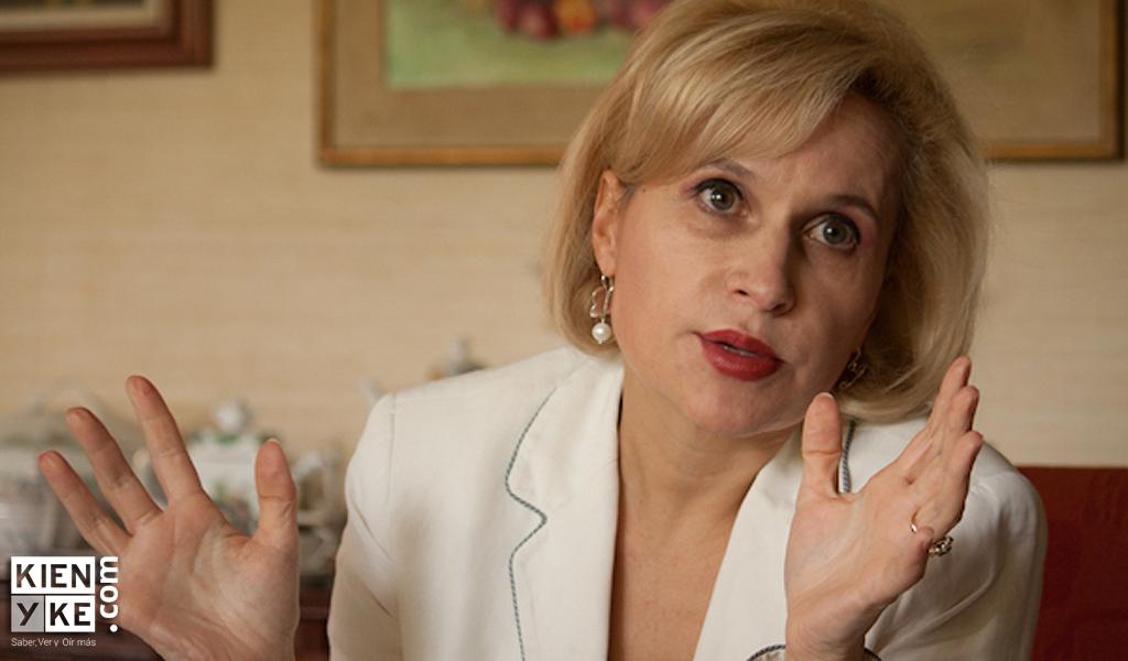 Sandra Morelli habla sobre la elección del nuevo contralor