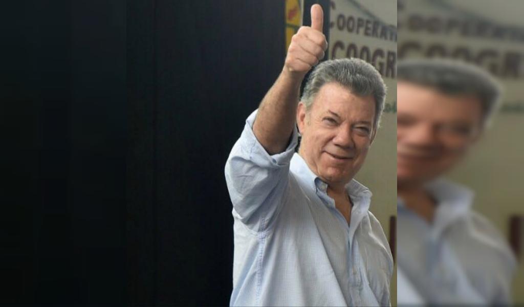 Santos ya cambió su descripción en Twitter