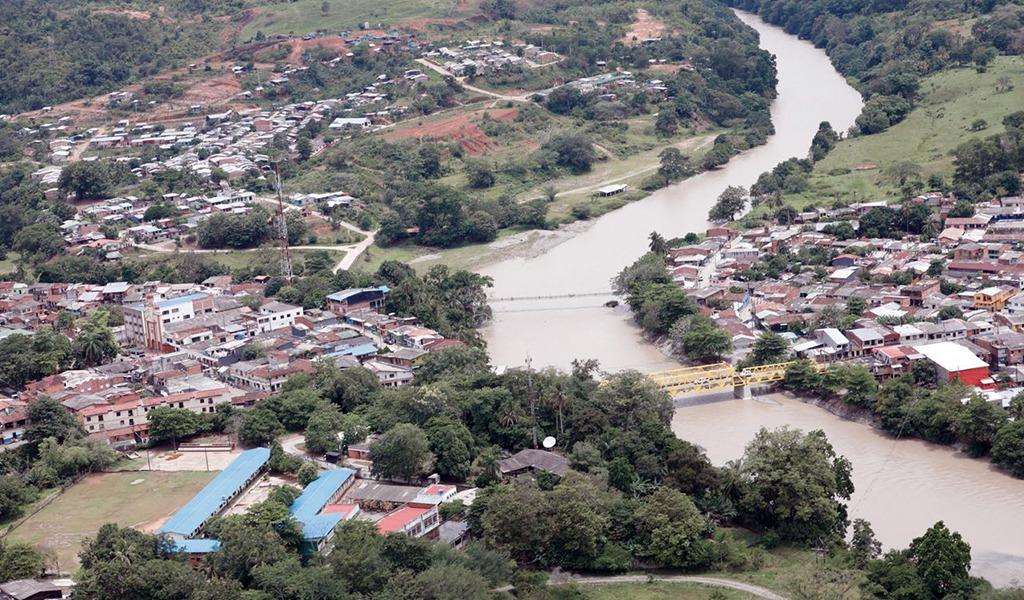 Prolongan calamidad pública en Valdivia por Hidroituango