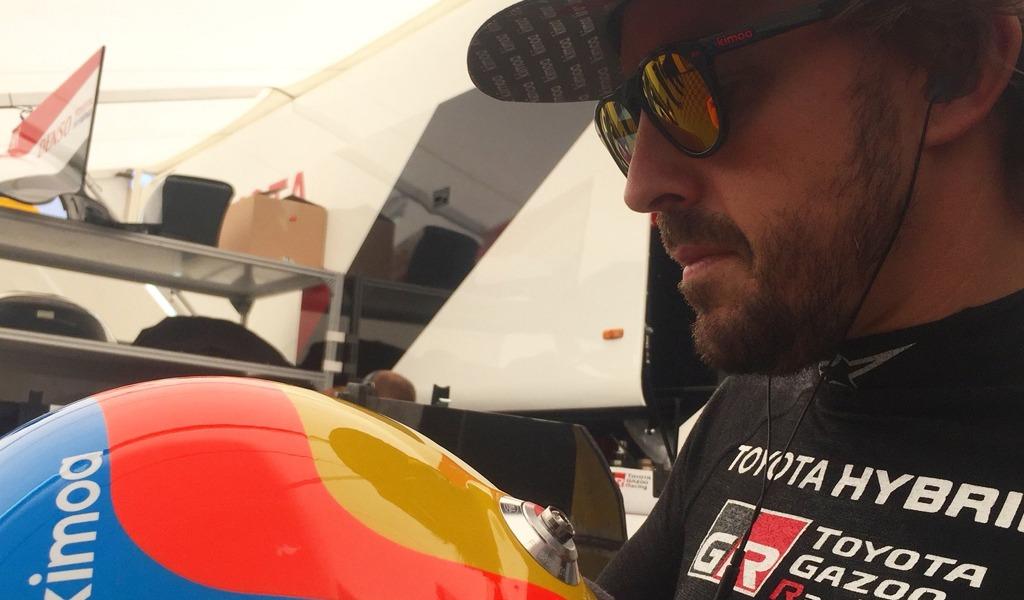 Fernando Alonso: ¿IndyCar o Nascar?