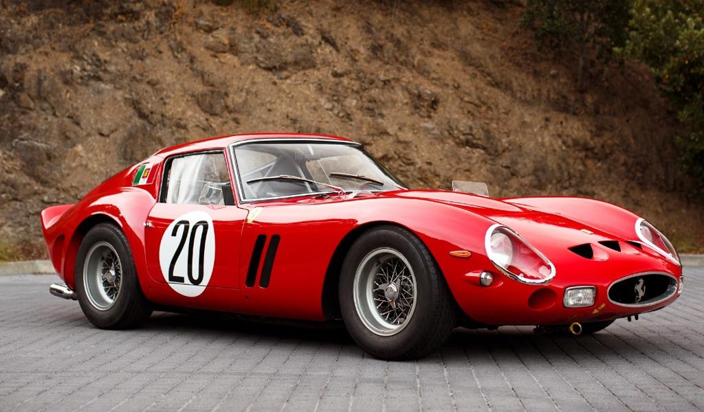 Este es el Ferrari más valioso del mundo