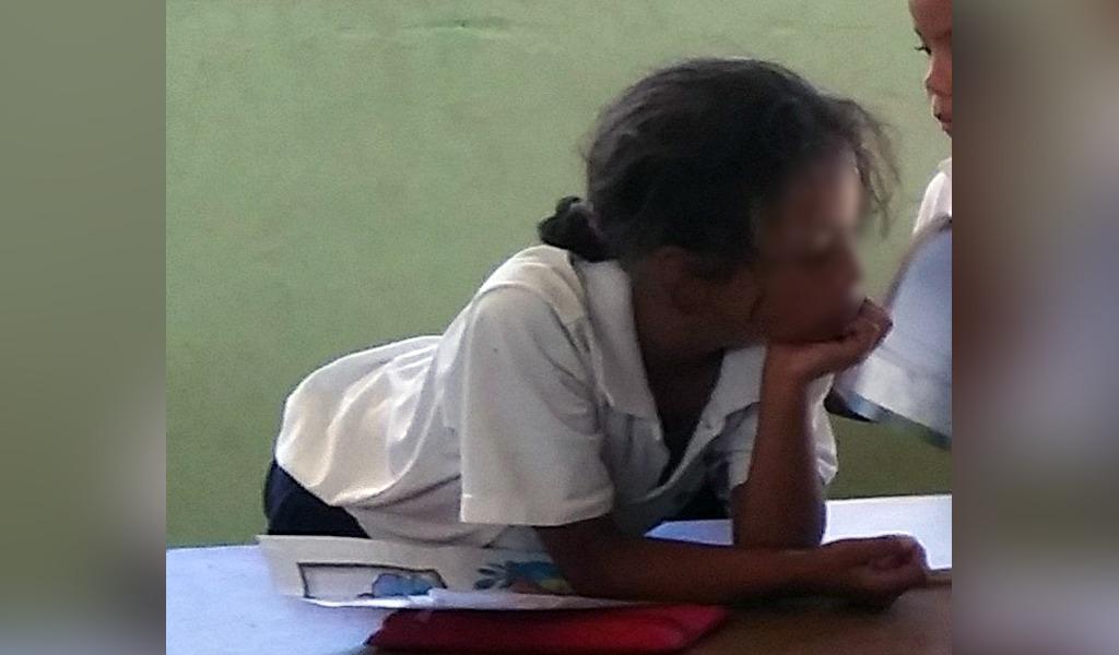 Niña secuestrada en Antioquia fue rescatada por la Policía