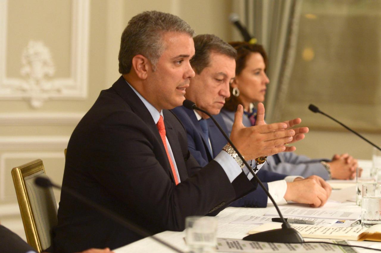 Duque y promotores aprobarán Consulta Anticorrupción