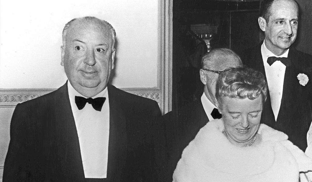 Alma Reville, el ingrediente del éxito de Hitchcock