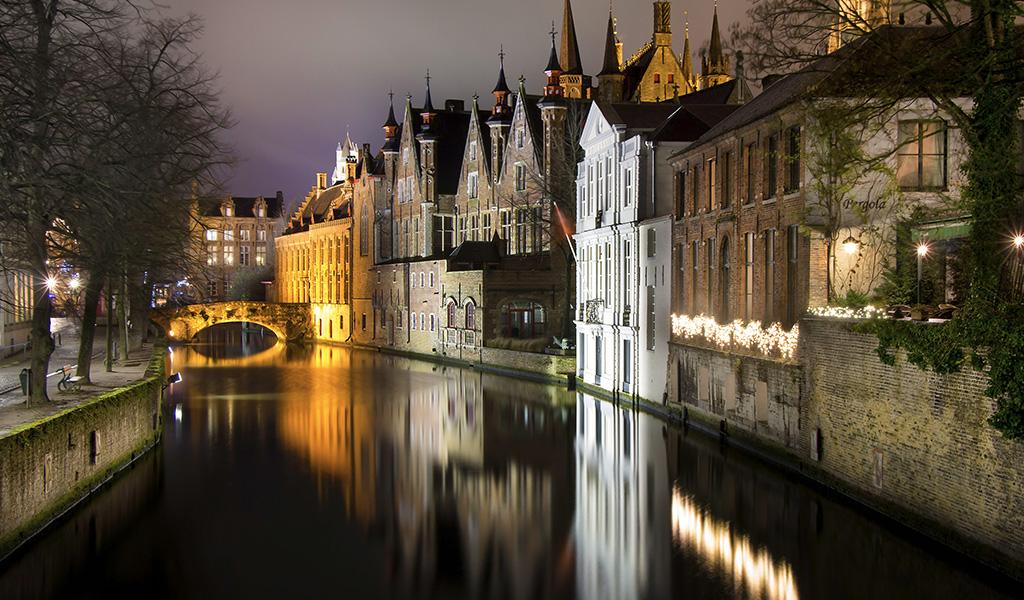 Brujas, la Venecia del norte de Europa