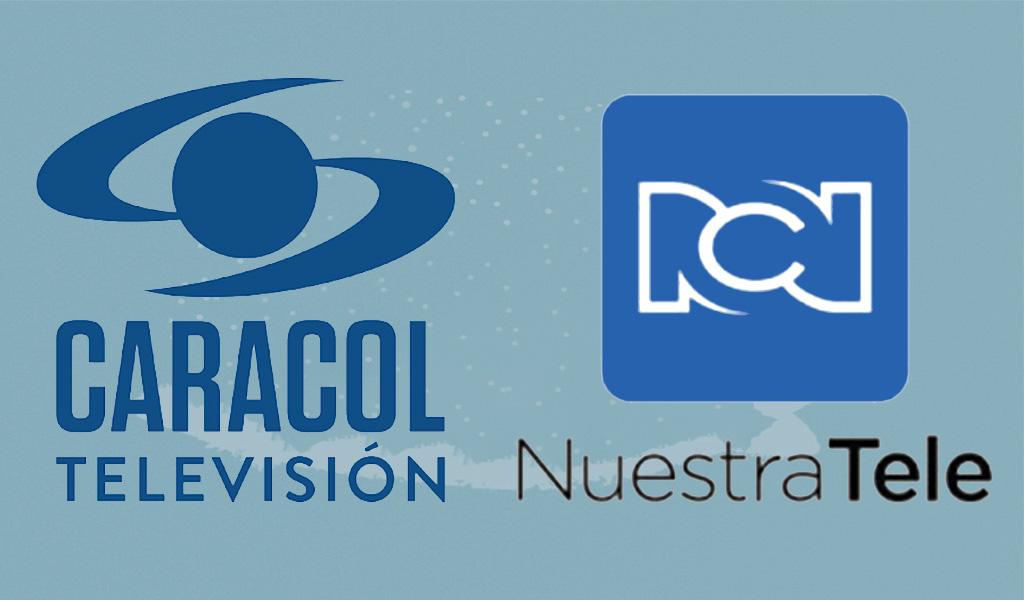 Caracol RCN rating