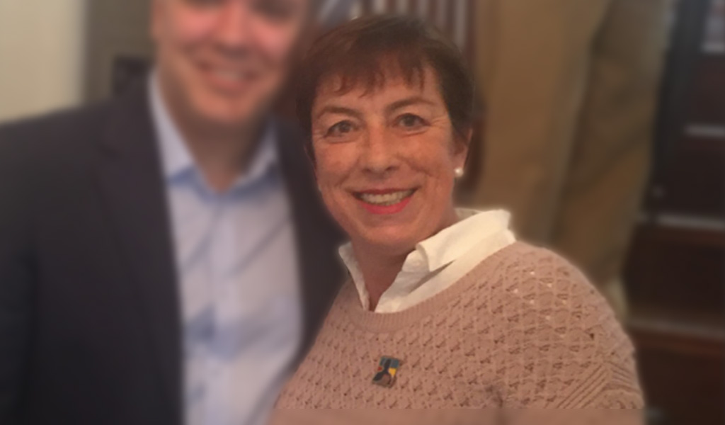 Claudia Ortíz no será nombrada como directora de la UNP