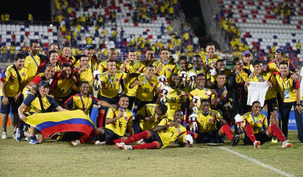 Colombia, tercera en Juegos Centroamericanos y del Caribe