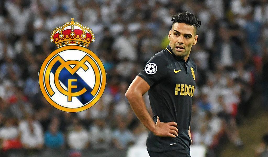 Cinco razones por las que Falcao no debería ir al Real Madrid