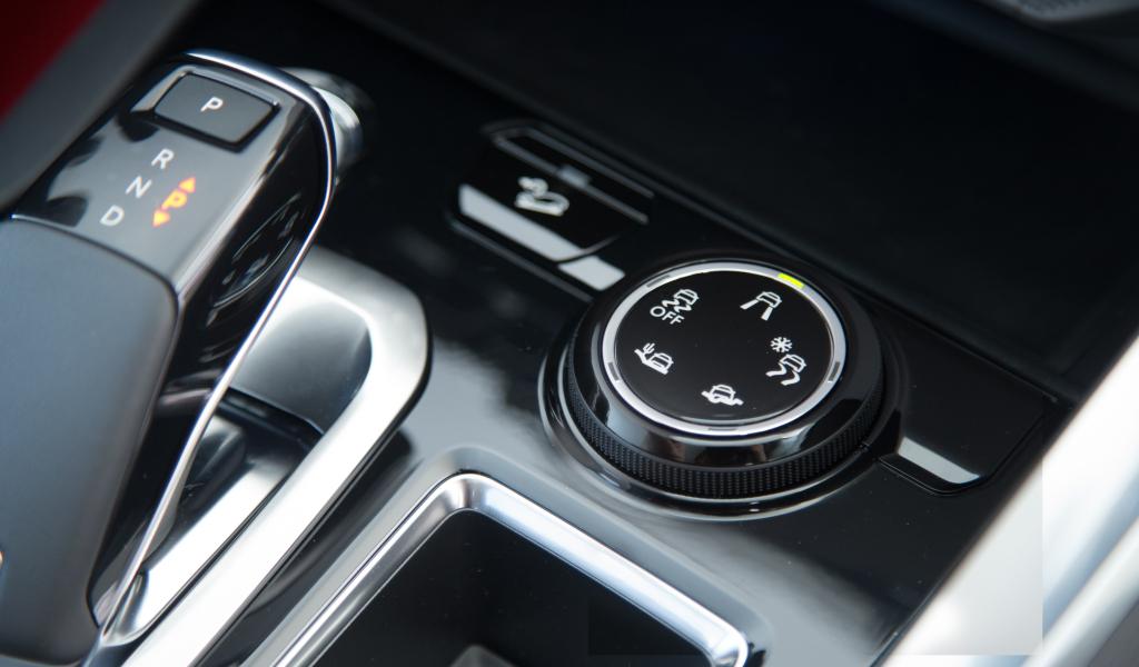 ¿Qué es el Grip Control en carros SUV?