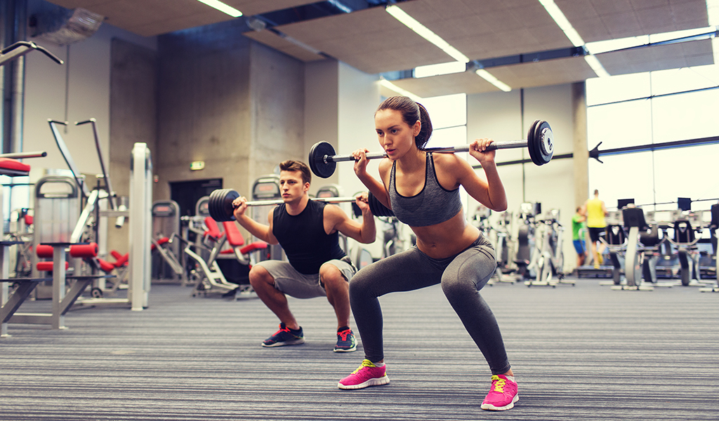 Colombia cuenta con 1.500 gimnasios