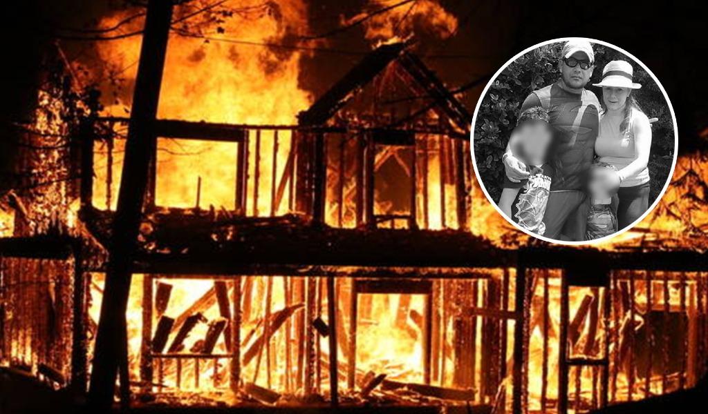 Incendio en Santander deja cinco personas fallecidas