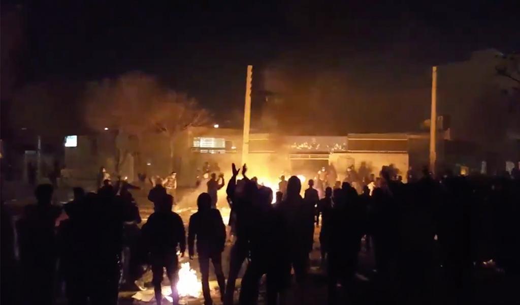 """Protestas en Tel Aviv contra """"ley de nacionalidad"""""""