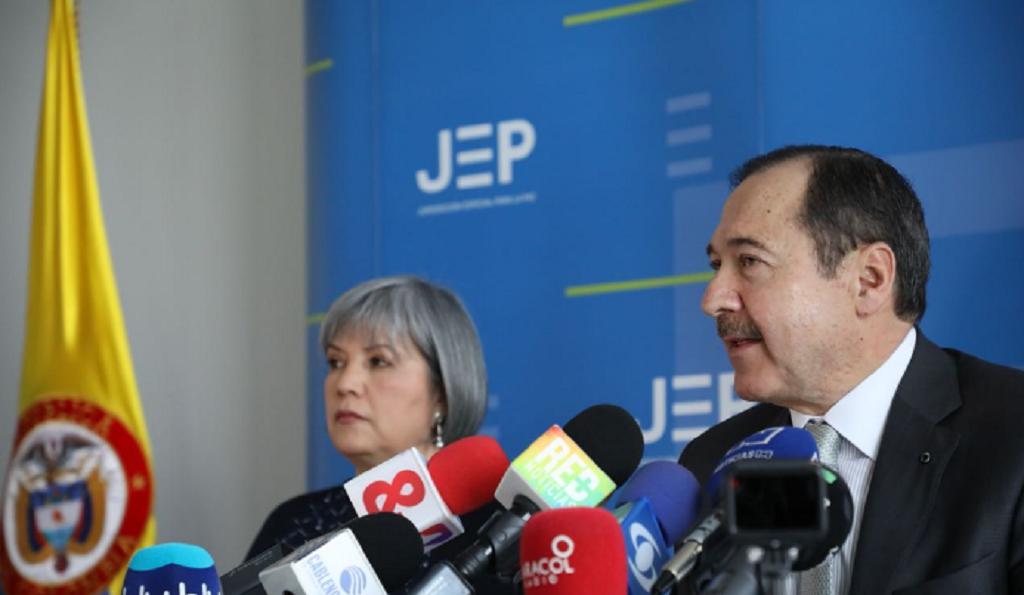Procesados por parapolítica podrían entrar a JEP