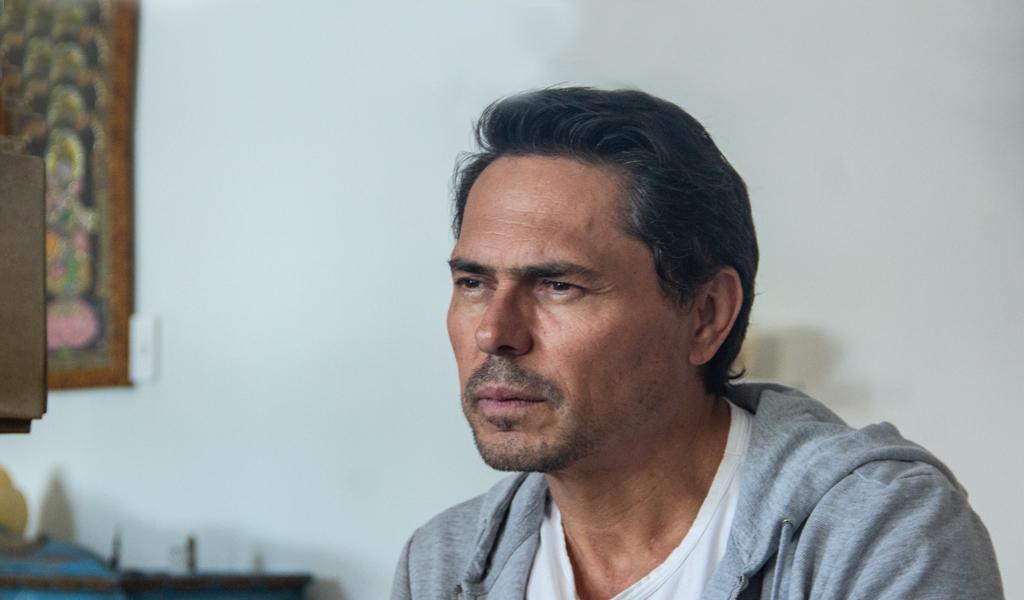 'Lucho' Velasco, el rostro de los mil villanos