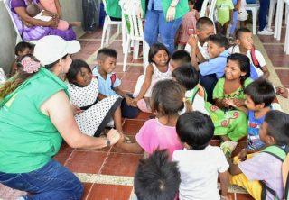 ICBF atenderá en febrero a 1'750.000 menores de 5 años