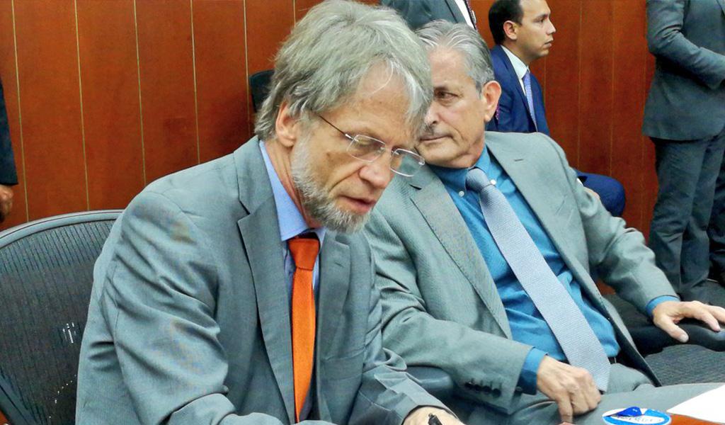Consejo de Estado anula elección de Antanas Mockus
